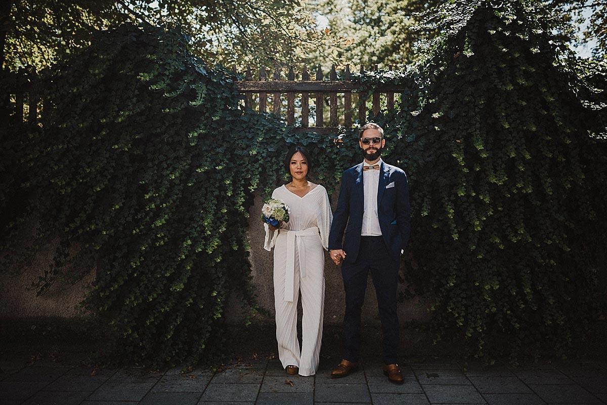 Hochzeit Mandlstraße