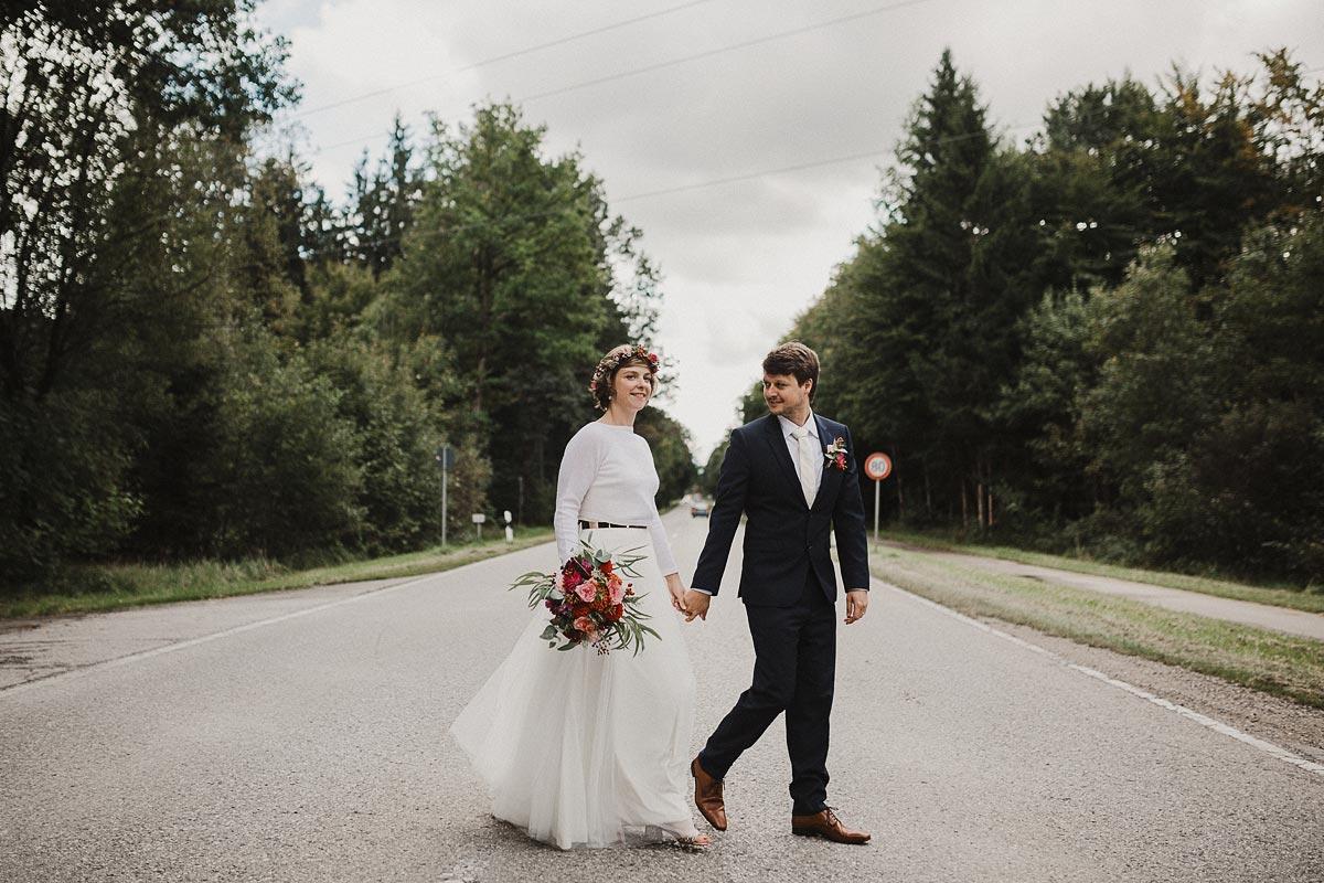 Hochzeit im Waldhaus