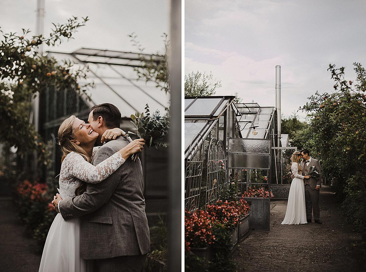 Hochzeit Alte Gärtnerei