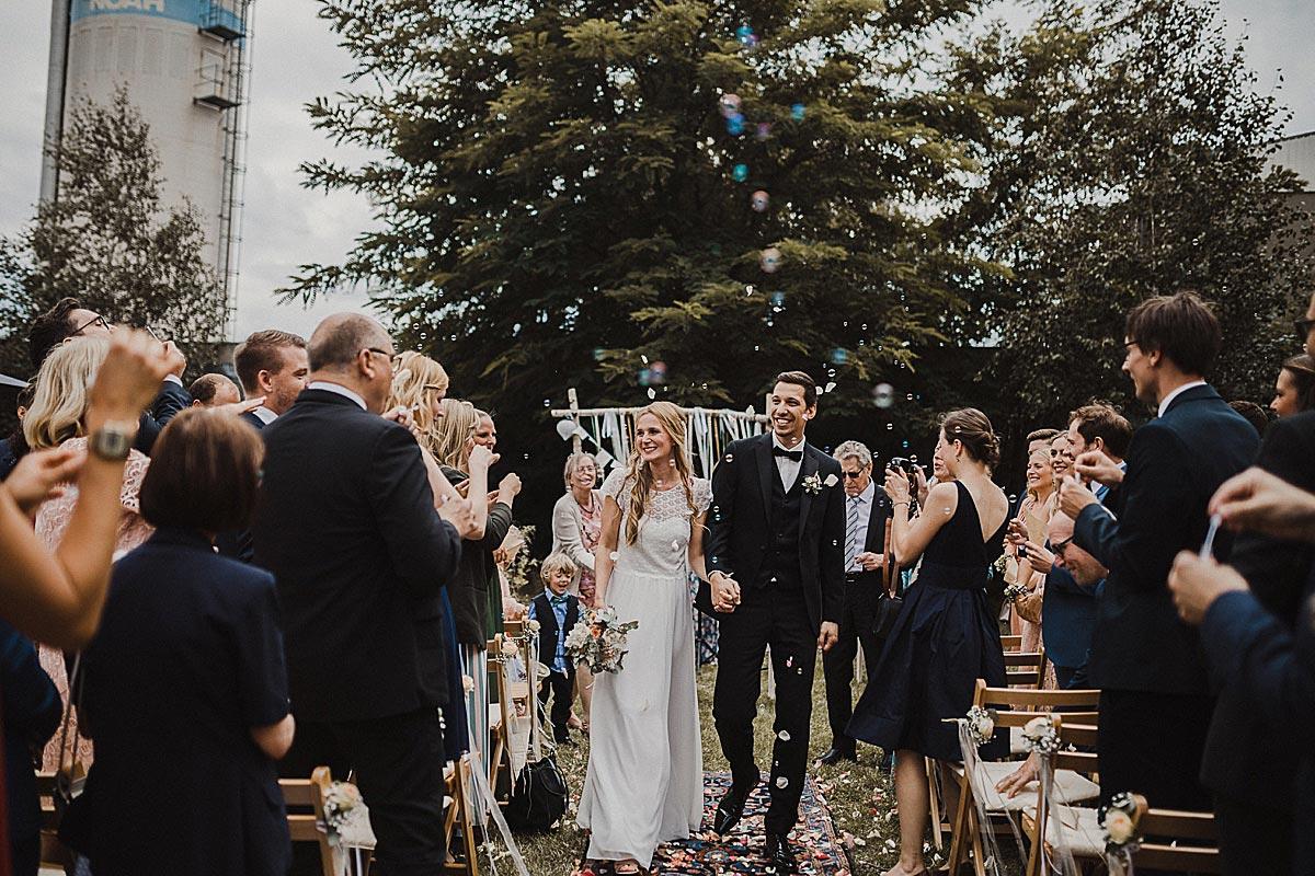 Hochzeit im Helmkehof
